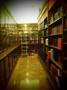 Victorian vaults of knowledge at the Bishopsgate Institute